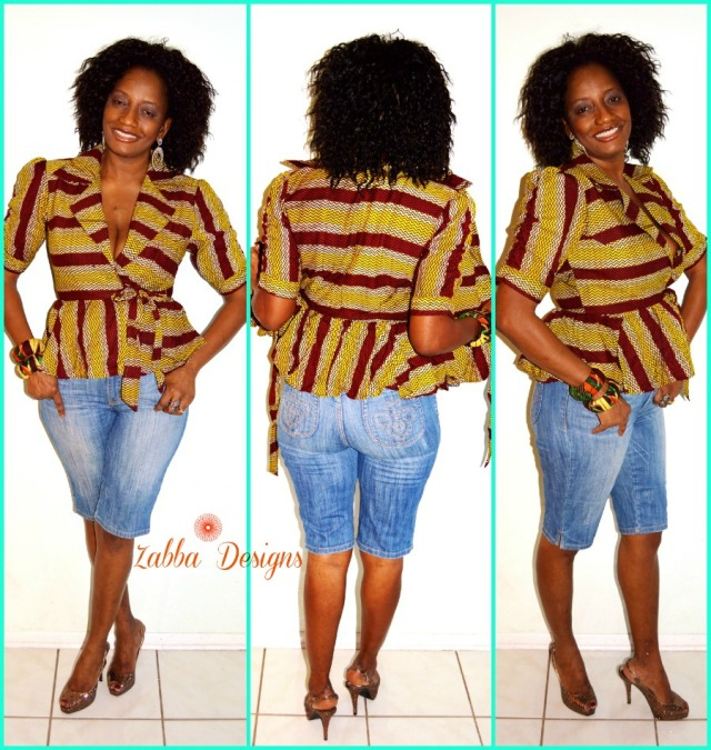 Zabba Designs Look Of The Day